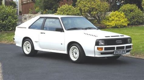 Audi Sport Quattro S1 For Sale by Rarely On Offer 1985 Audi Sport Quattro Bring A Trailer