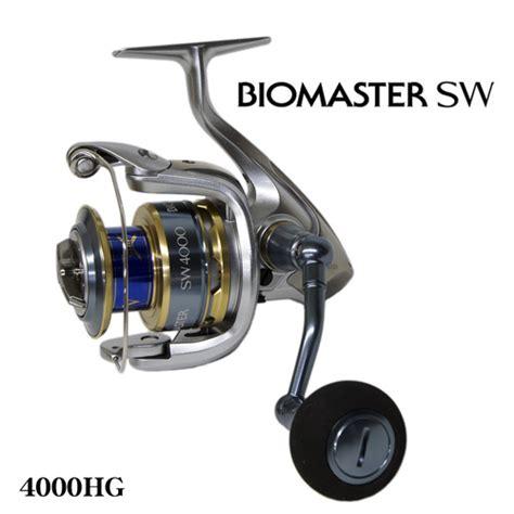 shimano 13 biomaster sw 4000hg spinning reel fishing japan new ebay