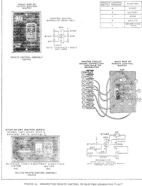 onan generator wiring diagram 611 1267 wiring diagrams