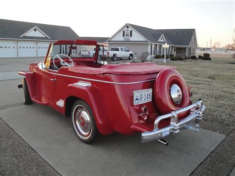 1948 willys jeepster 1948 willys jeepster convertible 170394