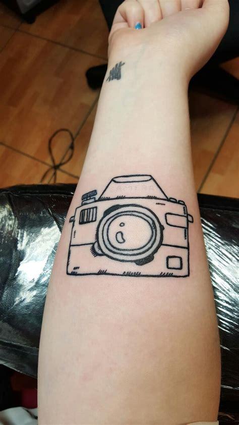 tattoo camera simple best 20 camera outline ideas on pinterest
