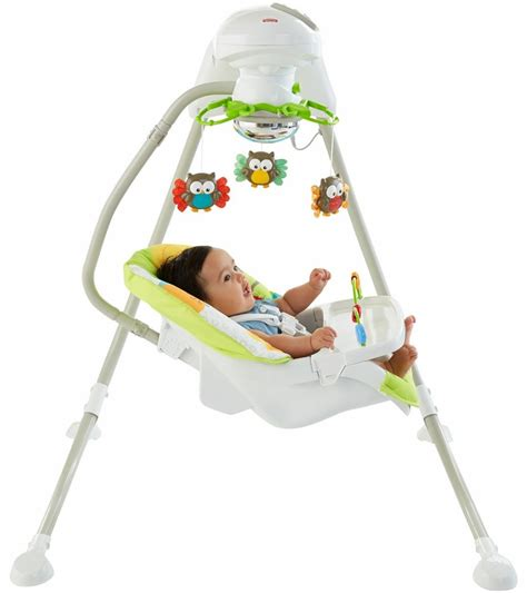 cradle swing for toddler fisher price woodland friends cradle n swing d