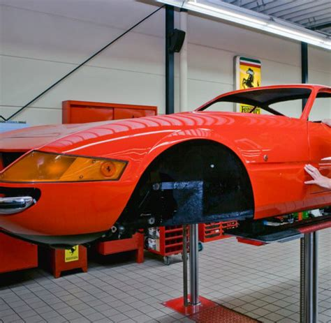 Eberlein Ferrari by Supersportwagen So Arbeitet Deutschlands Bester Ferrari