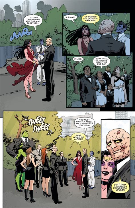 The Wedding by The Wedding Of Deadpool And Shiklah Comicnewbies