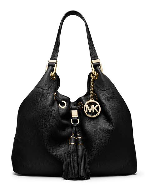Michael Kors Venus Shopper by Michael Michael Kors Middleton Soft Venus Leather Hobo Bag