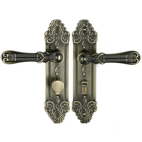 Antique Bedroom Door Lock European Antique Bronze Door Lock Indoor Door Locks