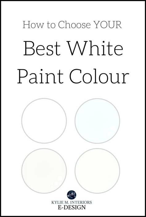 how to pick white paint 4 steps pick the right white for your trim cabinets or walls