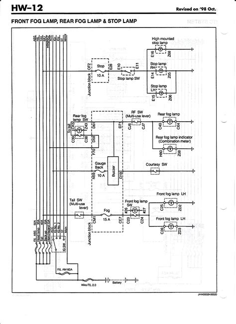 wiring diagram terios fog lights daihatsu drivers club uk