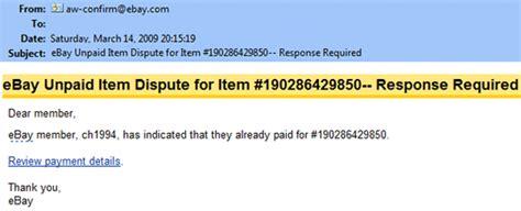 ebay dispute penipuan website scam mengatasnamakan ebay com blog