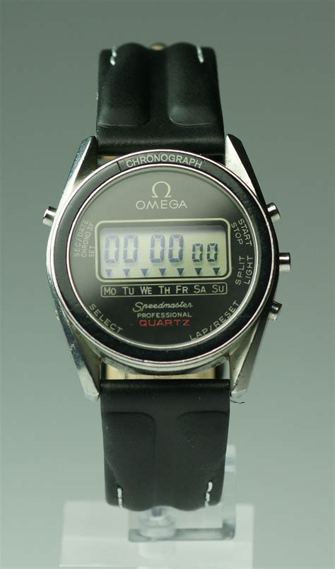 omega lcd speedmaster