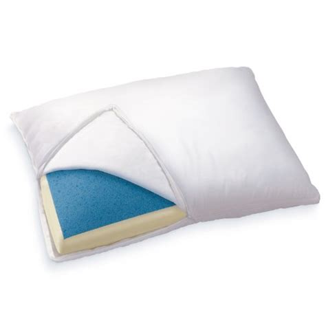 How To Stay Cool On A Memory Foam Mattress by Cool Memory Foam Pillows
