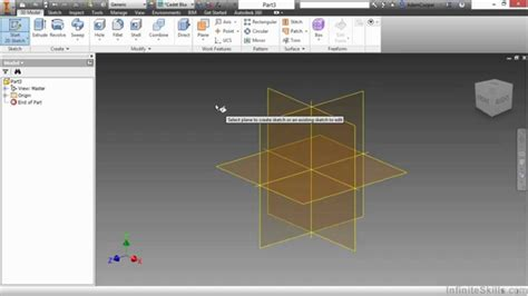 pattern sketch tool inventor autodesk inventor 2015 tutorial creating 2d sketches