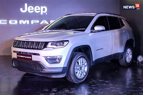 Where Are Jeep Compass Made Jeep Rolls Out Made In India Compass Compact Suv