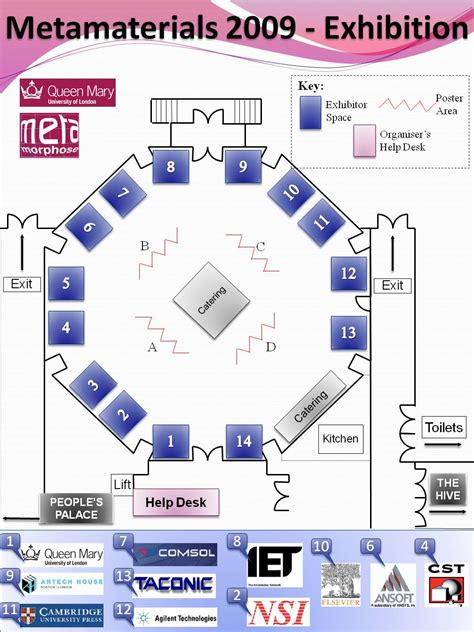 design layout of exhibition exhibition design software images