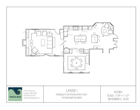 kitchen family room floor plans gallery also open concept