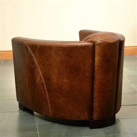 Vintage Leather Armchair by Vintage Leather Armchair By The Orchard Furniture