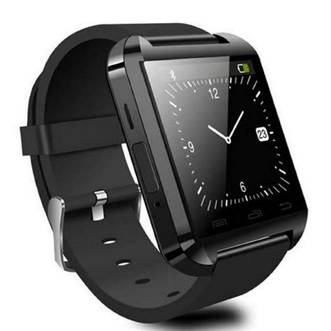 bluetooth smart watch bluetooth smart watch for android black free shipping