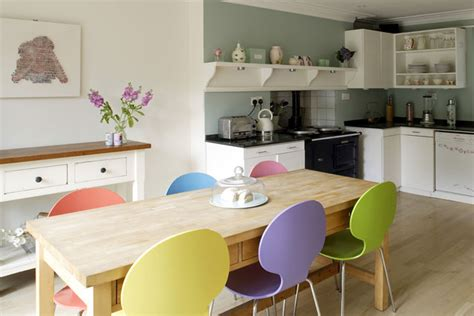 pastel kitchen ideas pastel colour pop kitchen designs shabby chic