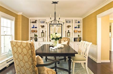 Formal Dining Room Sets For 12 by How To Use Yellow To Shape A Refreshing Dining Room