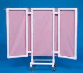 Pvc Room Divider Folding Room Privacy Screen Dividers For Hospital Use