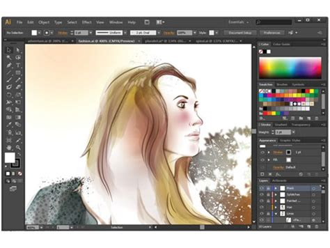 best drawing tools adobe illustrator cs6 the best vector drawing tool