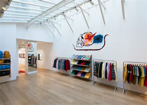 suprem shop supreme store designed by brinkworth design