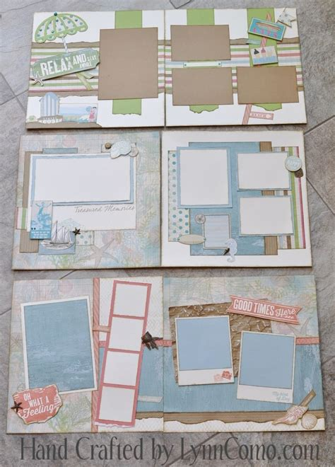 scrapbook layout four photos simple scrapbook layouts ideas www pixshark com images