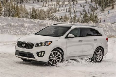 Kia Sorento 2016 Kia Sorento Pictures Photos Gallery Motorauthority