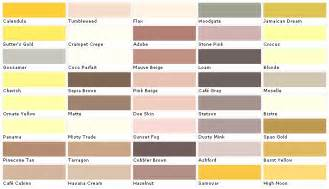 Home Depot Interior Paint Color Chart Pratt And Lambert Colors House Paint Color Chart Chip Sle Swatch Palette Color