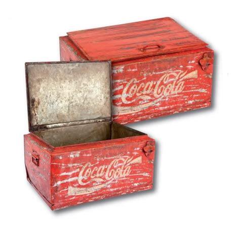 coccè arredamenti cassetta coca cola vedo e arredo arredamento vintage