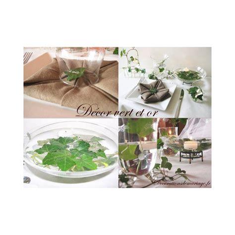 Decoration Mariage Theme Nature by Decoration Table Lierre Une D 233 Co Nature