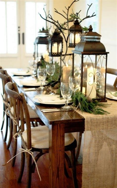 Decor For Dining Room Table 17 Best Ideas About Dining Room Centerpiece On Pinterest