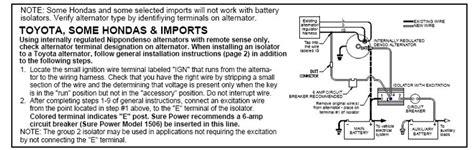 quicksilver battery isolator wiring diagram battery