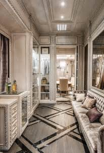 Neoclassical Interior Neoclassical And Art Deco Features In Two Luxurious Interiors
