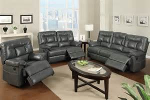 Gray Recliners On Sale Living Room Modern Oversized Leather Sectional Sofa In