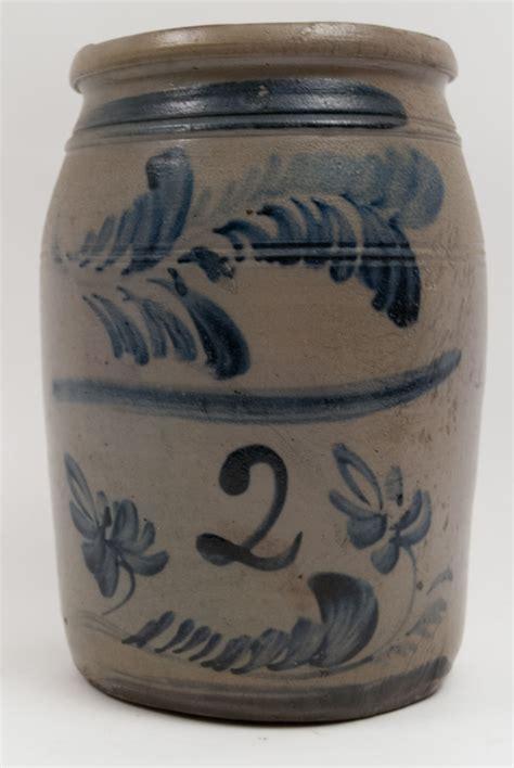 Top 28 Antique Jars Large Antique American Stoneware Antique Stoneware Blue Decorated Morgantown West Virginia