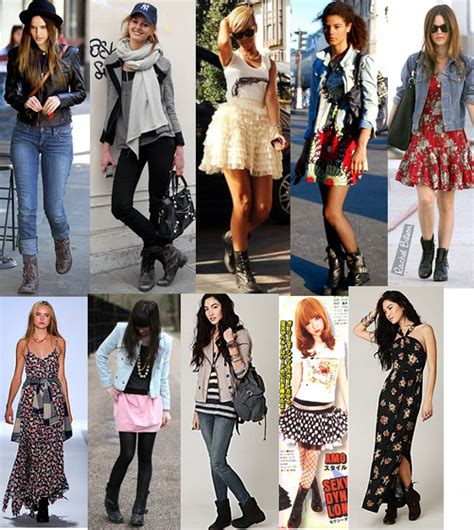 Booth Docmart Shoes i like maybe half of these looks no to top middle both