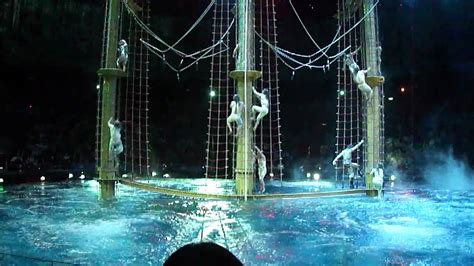 house of waters the house of dancing water youtube