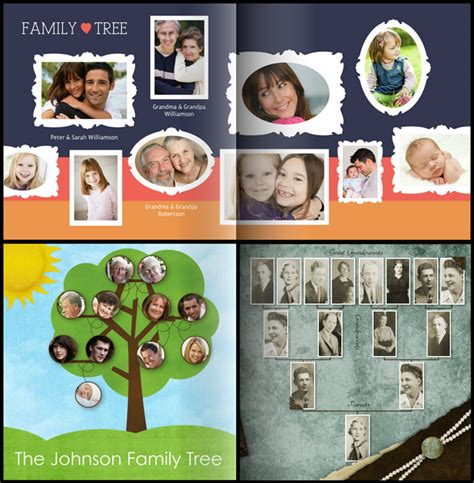 story themes about family family photo book idea mixbook