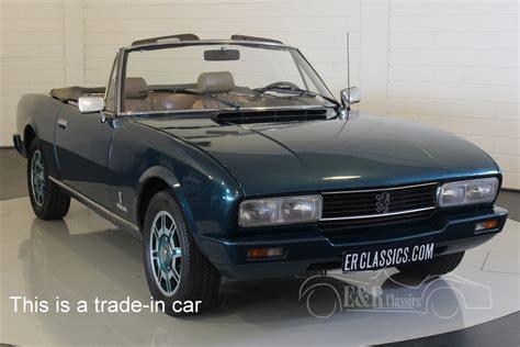 sale peugeot peugeot 504 cabriolet 1980 for sale at erclassics