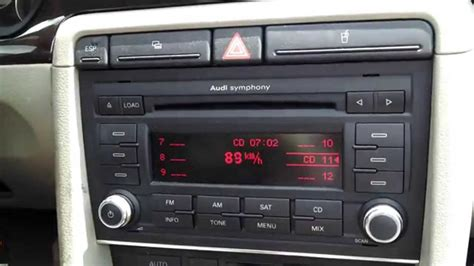 Audi Symphony 2 by Audi Symphony Ii Speed Display