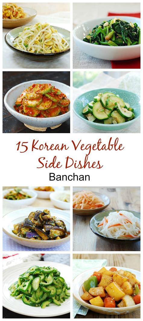 best 25 korean side dishes ideas on pinterest healthy