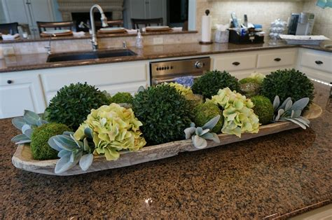 kitchen island centerpieces another fabulous book club preppy empty nester f
