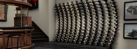 Ultra Modern Kitchen Design by Ultra Wine Racks Amp Cellars Revolutionizing Wine Storage