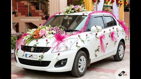 wedding car swift decoration  marriage  western
