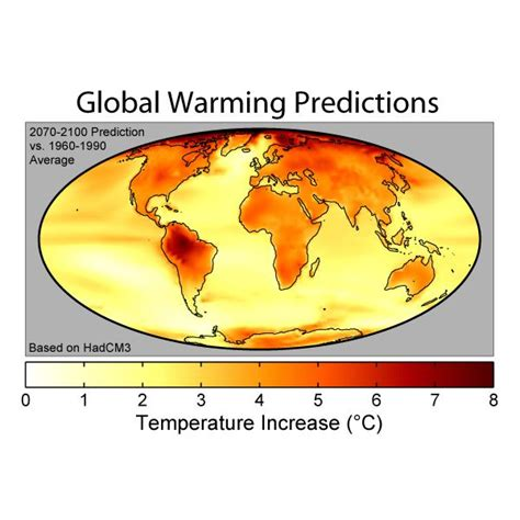 does global warming effect climate