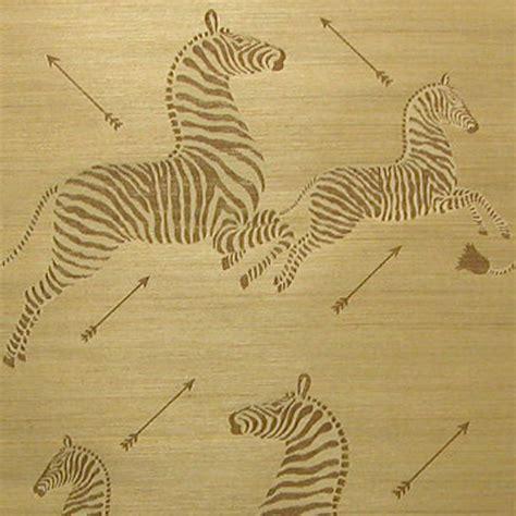 gold zebra wallpaper zoe s zebra wallpaper grasscloth gold natural by