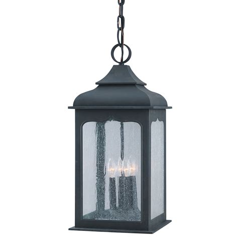 Williamsburg Light Fixtures Williamsburg 174 Henry Four Light Outdoor Pendant Troy Outdoor Pendants Outdoor