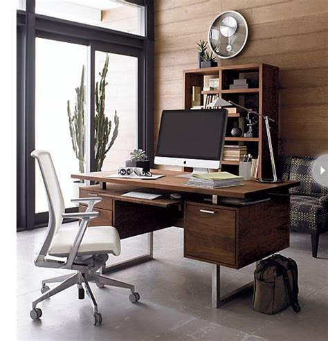 Home Office Decor For Men by Dramatic Masculine Home Office Design Ideas For Men