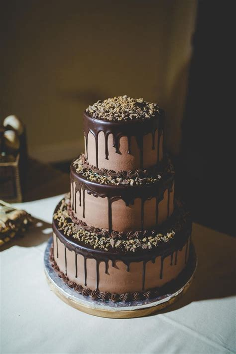 Link Black And White Chocolate Cake by 25 Best Ideas About Chocolate Wedding Cakes On
